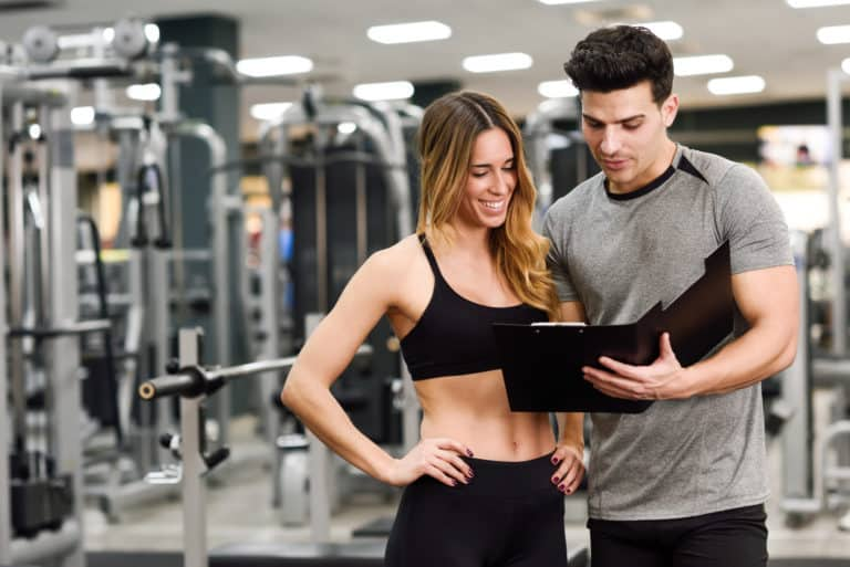 Trenger man personlig trener?