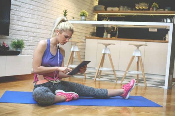 treningsprogram hjemme uten utstyr