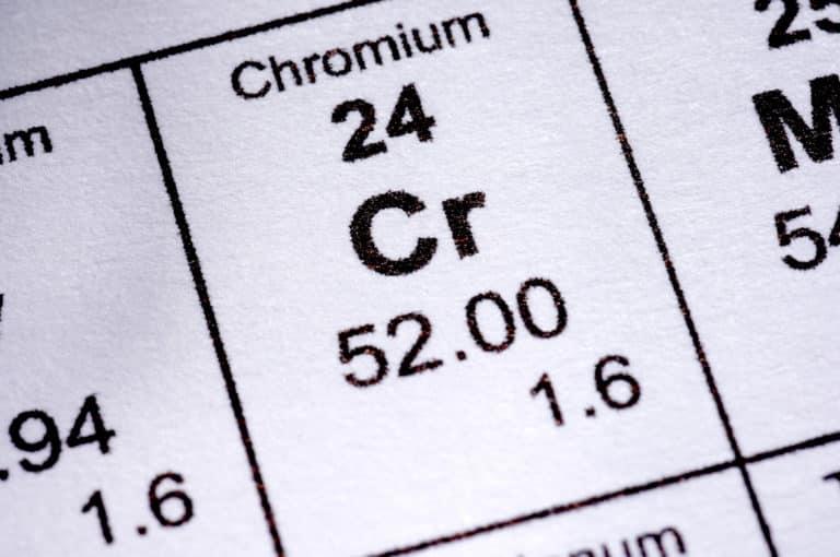 Krom, kjemisk betegnelse
