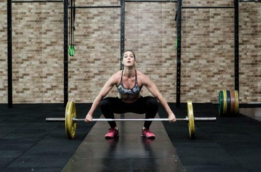 Hvorfor trene styrke har nok også denne kvinnen spurt seg om