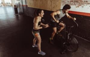 Motivasjon på trening
