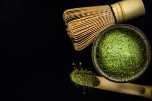 Grønn Te Ekstrakt benyttes ofte i slankepiller som virker