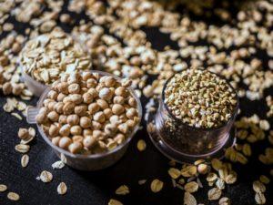 Tørre bønner rike på protein