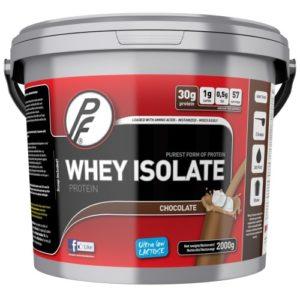 Whey protein isolat fra proteinfabrikken.nio