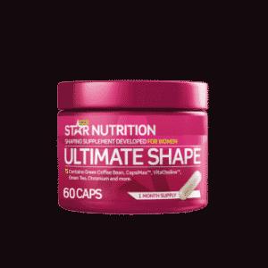 Fettforbrenner og slankepille fra Star Nutrition