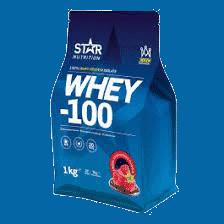 Whey 100 er et proteinpulver fra gymgrossisten som kommer godt ut i vår test