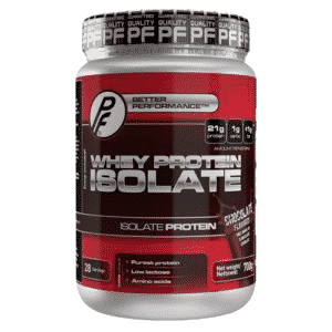 Whey protein isolat er et meget bra proteinpulver
