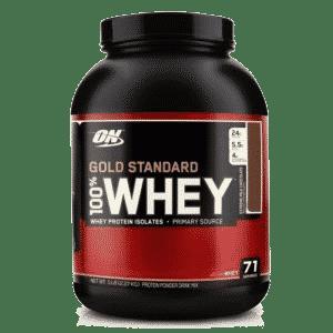 100% Whey Gold Standard proteinpulver