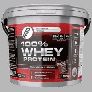 100% whey proteinpulver er en av de beste kosttilskuddene