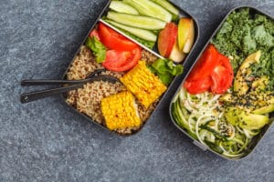Sunt måltid som er laget på forhånd i måltidsboks