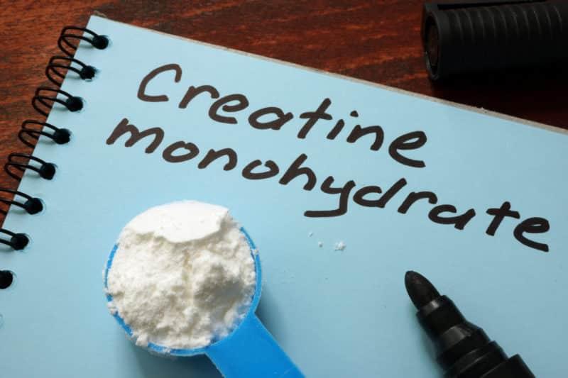Kreatin Monohydrat i vår test