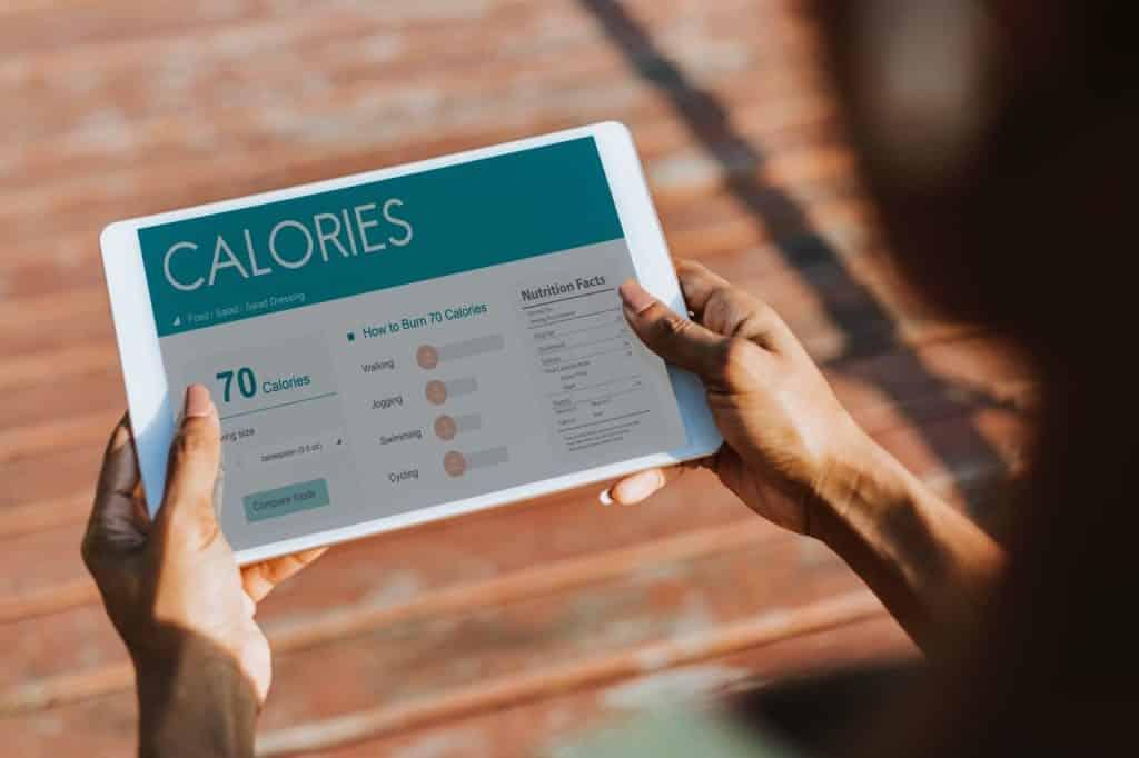 Logging av kalorier