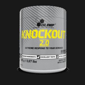 Olimp Knockout er et meget kraftig PWO som kommer godt ut i vår test
