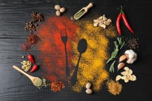 Gode krydder til maten