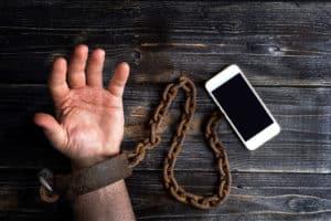 Unngå telefon på en treningsøkt med lite tid
