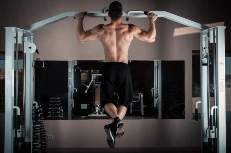 Pullup treningsprogram som gir resultater