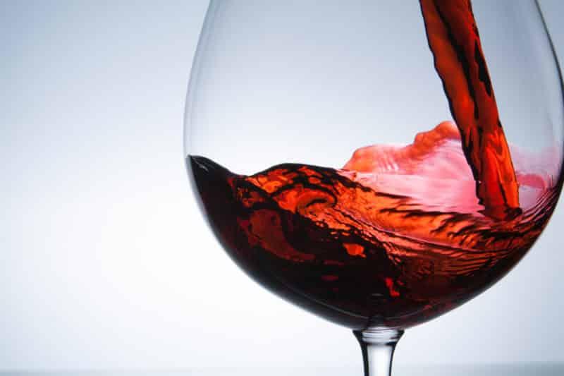 Vin bør ikke inntas i store mengder