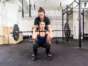 Artikkel om trening, hvor ofte trene bein