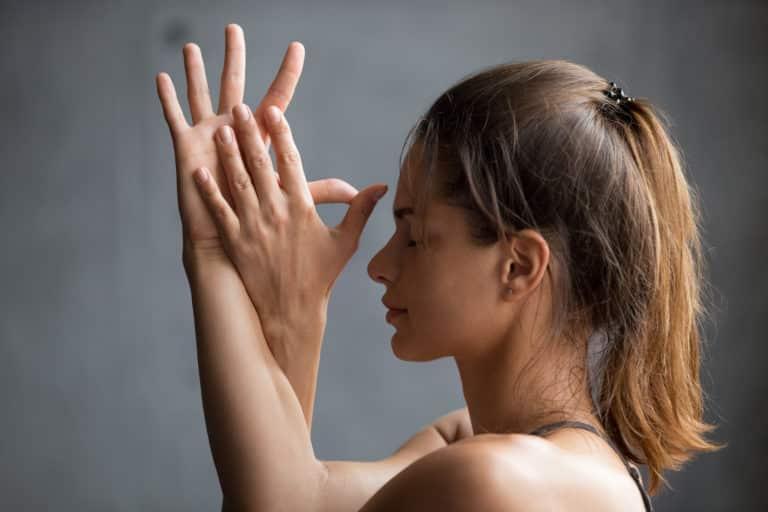 Mental kontakt med musklene mens man trener