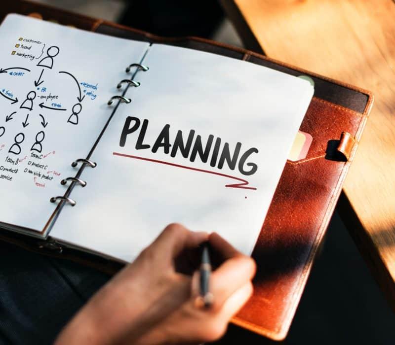 Planlegging av treningsprogram