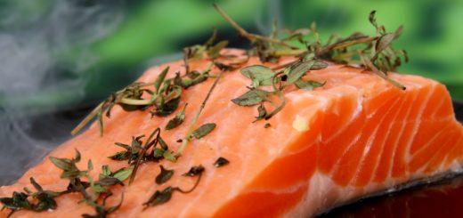 Artikkel om gode kilder til omega-3, laks