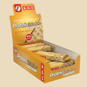 Proteinwafer proteinbar test