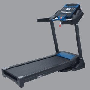 Titan Life Athlete T64 test av tredemøller for hjemmebruk