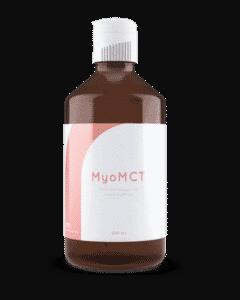 Artikkel om hva MCT-olje er godt for, MyoMCT fra MyRevolution