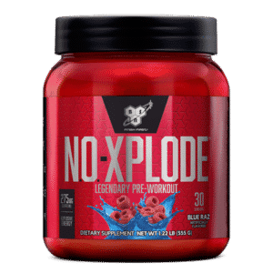 NO x-plode pwo test i norge