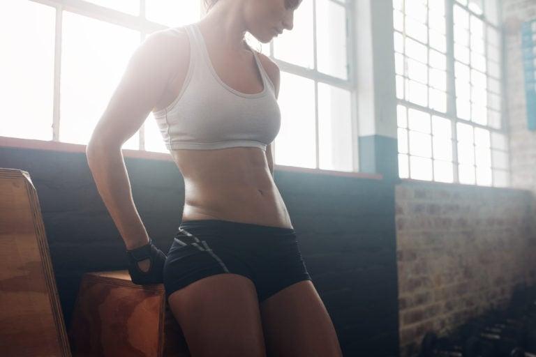 Pallof Press for en sterkere mage