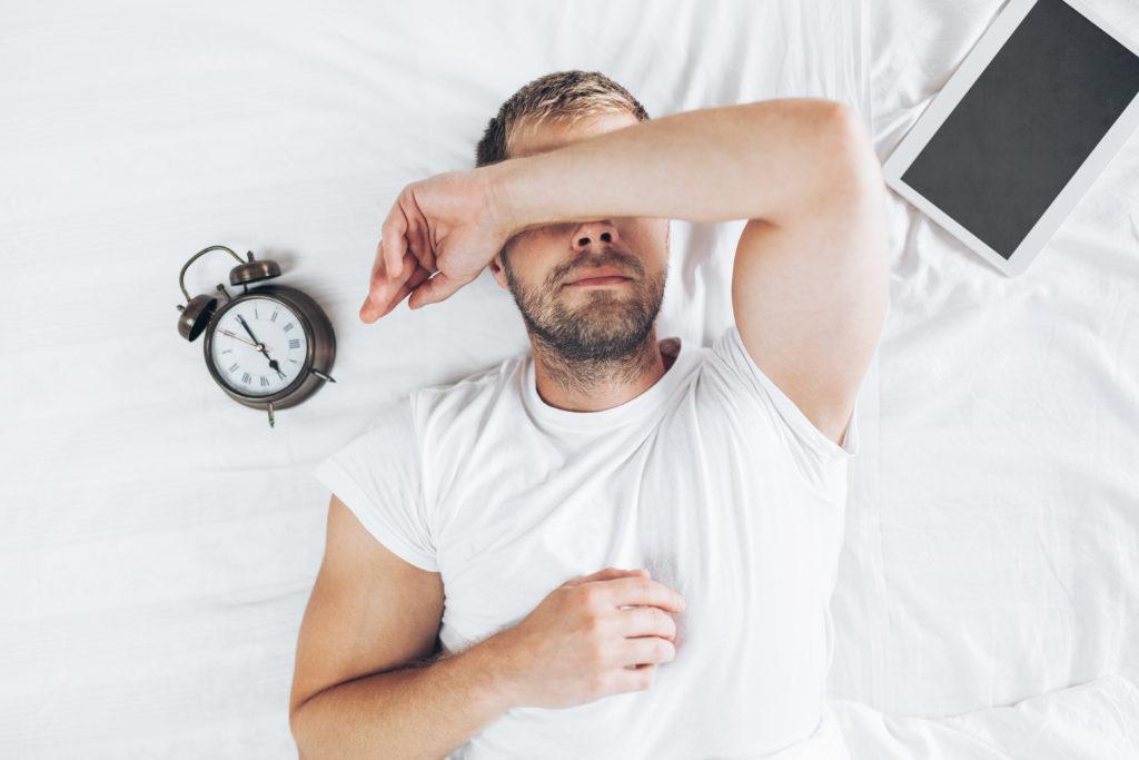 Søvn er viktig for at man skal ha nok testosteron