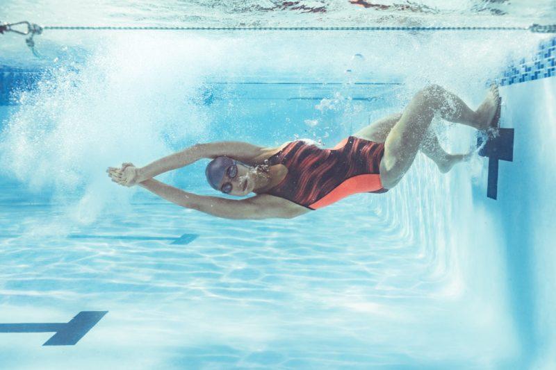 Svømming under vann