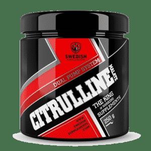 Citrulline malate fordeler