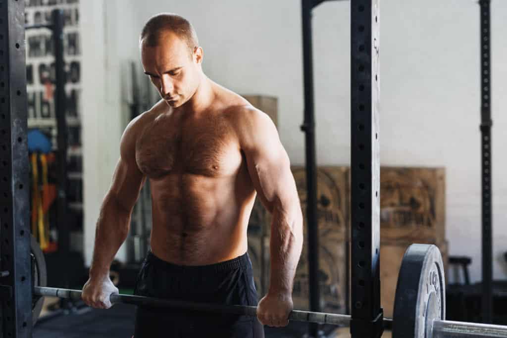 Hvor mange repetisjoner for å bygge muskler?