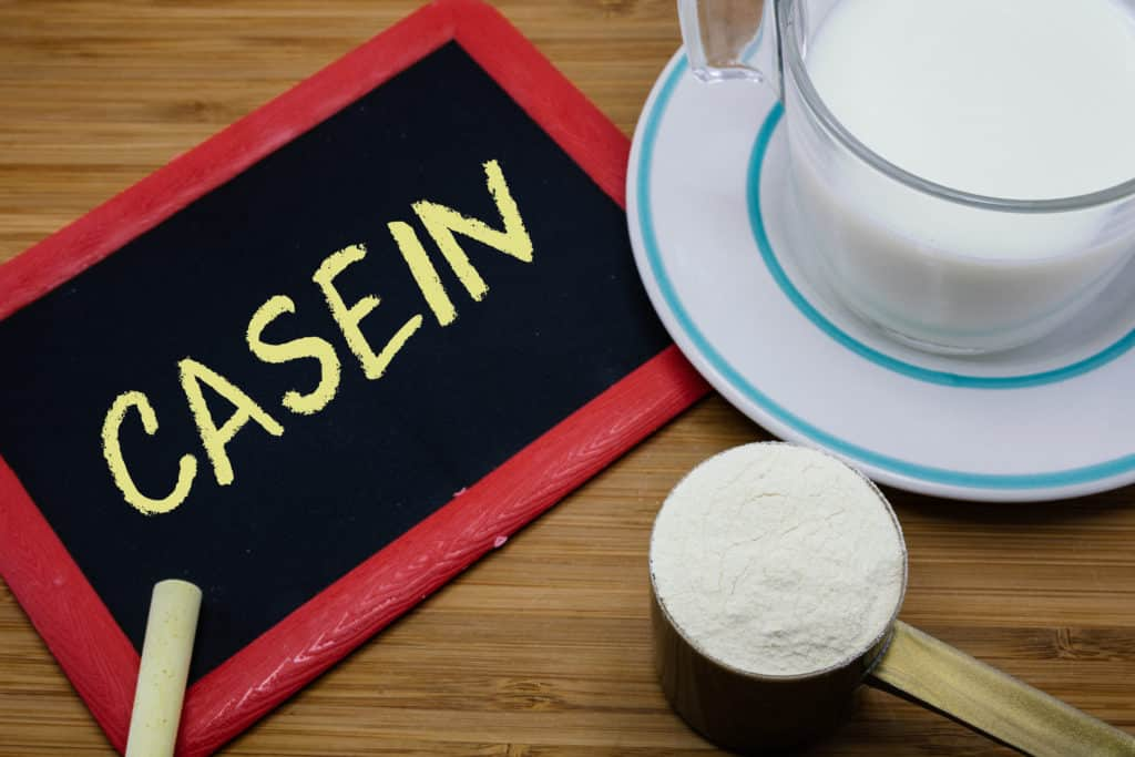Kasein før leggetid bidrar til bedre restitusjon