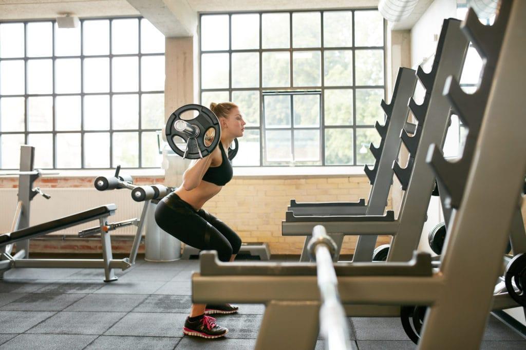 Gode grunner til å trene mer knebøy