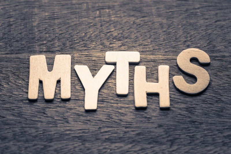 5 myter om styrketrening