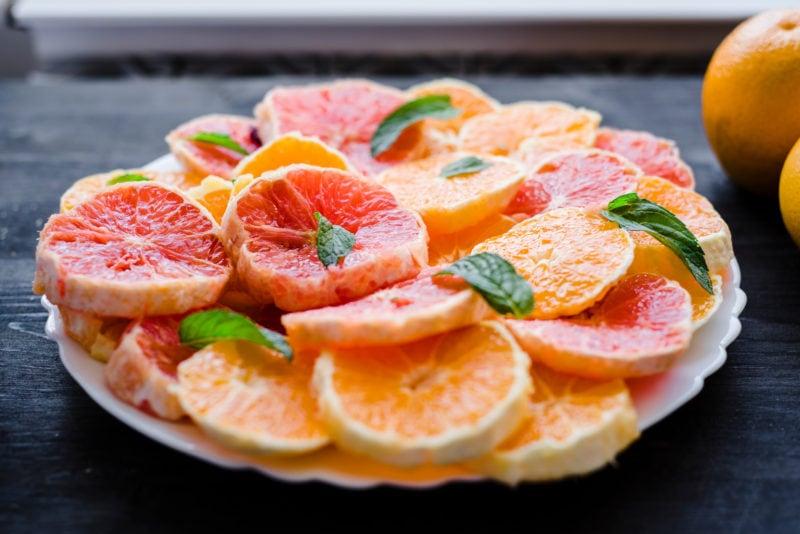 Mat med negative kalorier