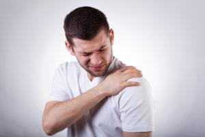 Øvelse mot skuldersmerter