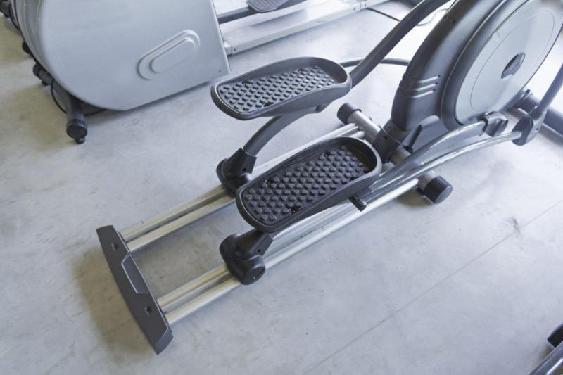 Stepmaskin på treningssenter