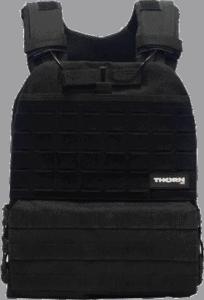 Thorn+Fit tactical vest test