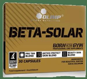Olimp Beta-Solar Test
