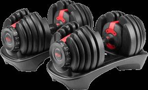 BOWFLEX SelectTech 552i test