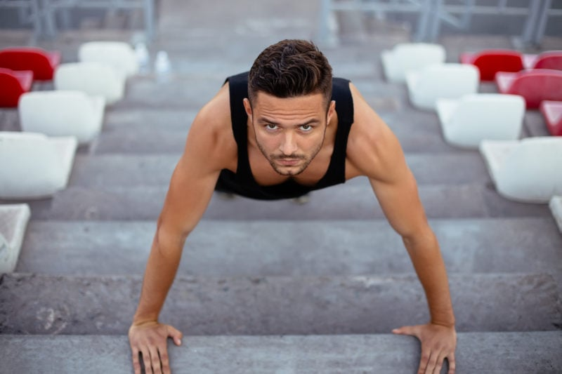 Fordeler med pushups