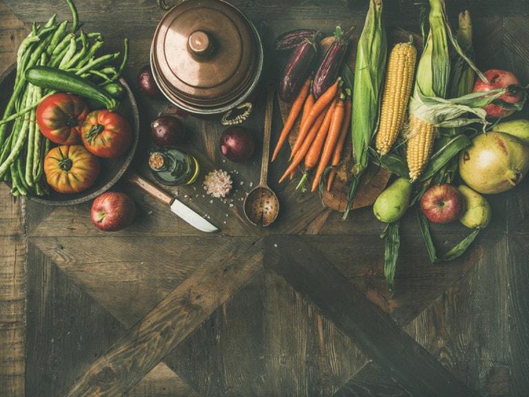 Frukt og grønnsaker, polyfenoler