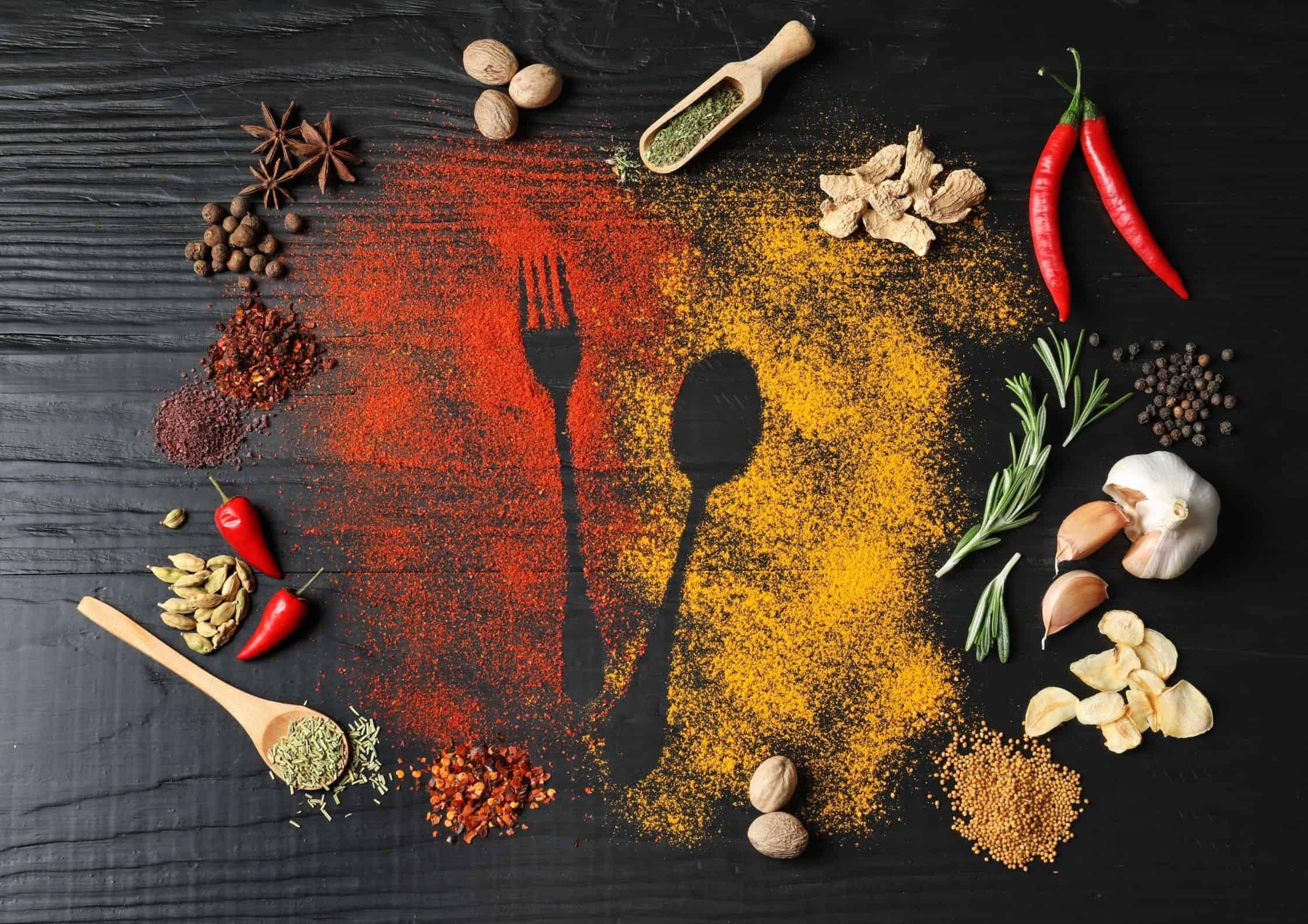 Gode og smakfulle krydder