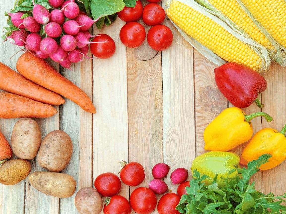 Gode grønnsaker