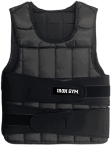 Iron Gym Vektvest Test