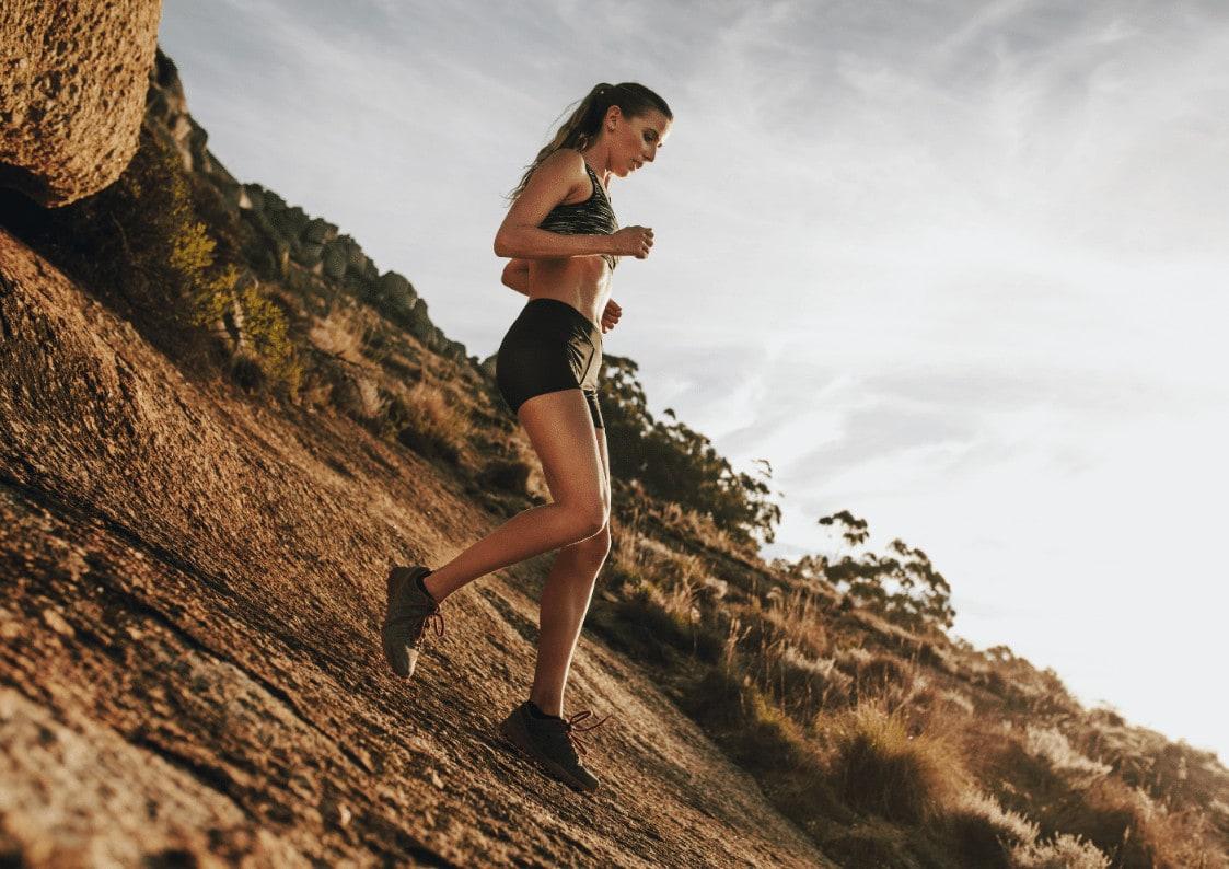 Kjernetrening for løpere