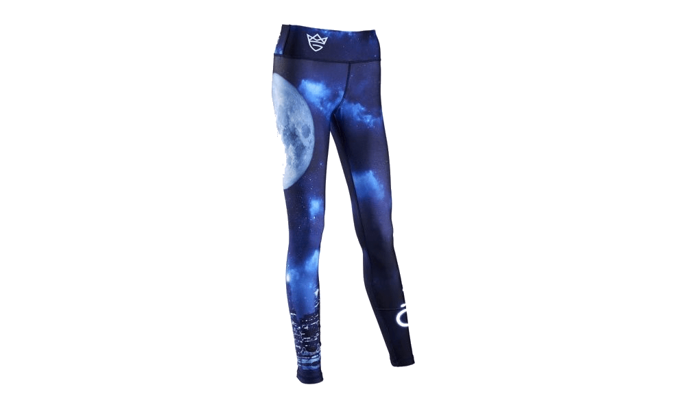 Live & Fight Womens Leggings